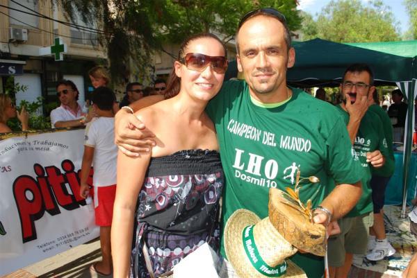 Pedro Ramos bate el récord del mundo con una marca de 21,43 metros
